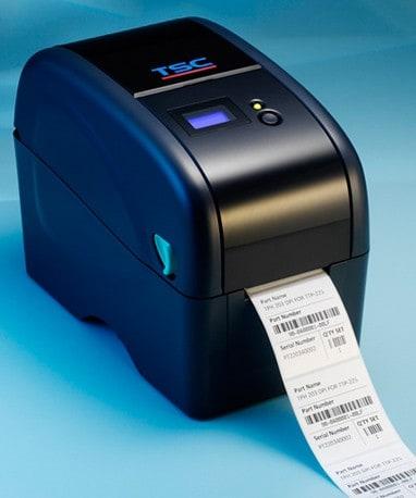 Tsc Ttp 225 Series Desktop Barcode Printer Myanmar Id